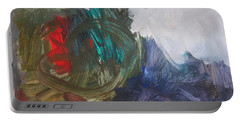 Untitled #60  Original Painting Portable Battery Charger