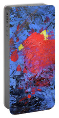 Untitled Abstract-7-817 Portable Battery Charger
