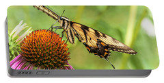 Untitled Butterfly Portable Battery Charger
