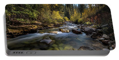 Up A Colorado Creek Portable Battery Charger