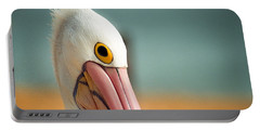 Up Close And Personal With My Pelican Friend Portable Battery Charger