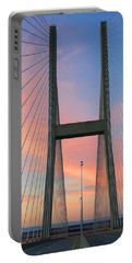 Up On The Bridge Portable Battery Charger