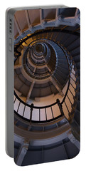 Up The Lighthouse Stairs  Portable Battery Charger