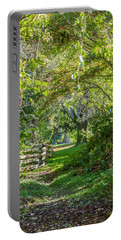 Up The Secret Path Portable Battery Charger