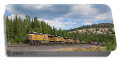 Up2650 Westbound From Donner Pass Portable Battery Charger