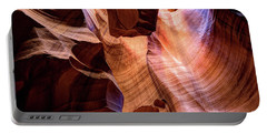 Upper Antelope Canyon Page Arizona Portable Battery Charger