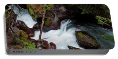 Upper Avalanche Creek Portable Battery Charger