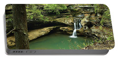 Upper Falls, Hocking Hills State Park 2 Portable Battery Charger