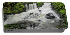 Upper Lunch Creek Falls Portable Battery Charger