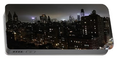 Portable Battery Charger featuring the photograph Upper West Side by JoAnn Lense
