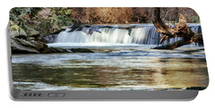 Upper Whatcom Falls Portable Battery Charger