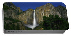 Upper Yosemite Falls Under The Stairs Portable Battery Charger