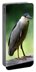 Upstanding Heron Portable Battery Charger