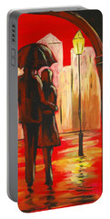 Urban Romance Portable Battery Charger