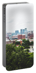 Portable Battery Charger featuring the photograph Urban Scenes In Birmingham  by Shelby Young