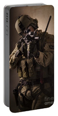 U.s. Air Force Csar Parajumper Armed Portable Battery Charger