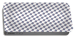 Us Airforce Style Insignia Pattern Diag Version Portable Battery Charger