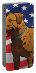 Usa Chesapeake Bay Retriever Portable Battery Charger