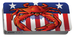 Usa Crab Portable Battery Charger