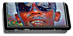 Usain Bolt Victory Portable Battery Charger by Teo SITCHET-KANDA