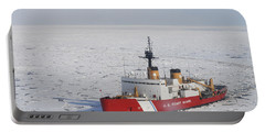 Uscgc Polar Sea Conducts A Research Portable Battery Charger
