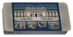 Usna Monuments Tribute 2 Portable Battery Charger