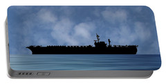 Uss Kitty Hawk 1955 V1 Portable Battery Charger