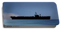 Uss Kitty Hawk 1955 V4 Portable Battery Charger