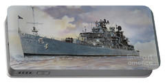 Uss Little Rock Portable Battery Charger