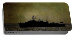 Uss Ponce Lpd-15 Portable Battery Charger