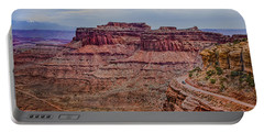 Utah Canyon Country Portable Battery Charger