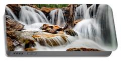 Utah Waterfall Portable Battery Charger