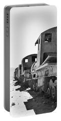 Uyuni Train Cemetery  Portable Battery Charger
