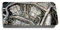 V-rod Titanium Portable Battery Charger