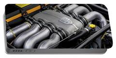 V8 Porsche Portable Battery Charger