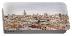 Valencia Panorama Portable Battery Charger
