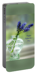 Valentine Portable Battery Charger by Don Spenner