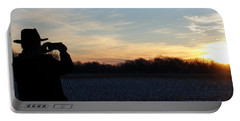 Valentines Sunrise Portable Battery Charger