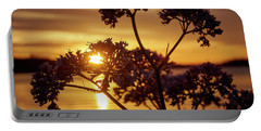 Valerian Sunset Portable Battery Charger