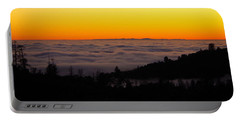 Valley Fog Twilight Portable Battery Charger