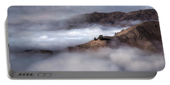 Valley In The Clouds Portable Battery Charger
