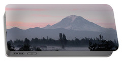 Valley Mists Portable Battery Charger by Shirley Heyn