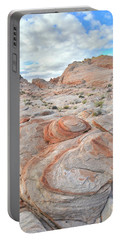 Valley Of Fire Beehives Portable Battery Charger