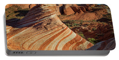 Valley Of Fire Xiv Portable Battery Charger