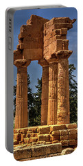 Valley Of The Temples I Portable Battery Charger