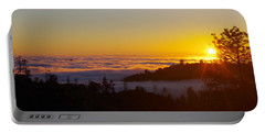 Valley Sunset Portable Battery Charger