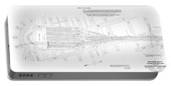 Valuation Map Washington Union Station Portable Battery Charger