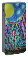 Vampy Kitty Portable Battery Charger