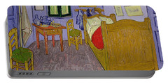 Van Goghs Bedroom At Arles Portable Battery Charger