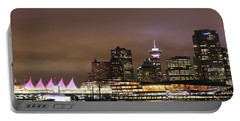 Vancouver Canada Place Portable Battery Charger